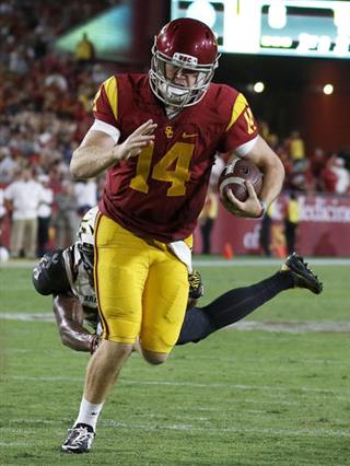Arizona St USC Football