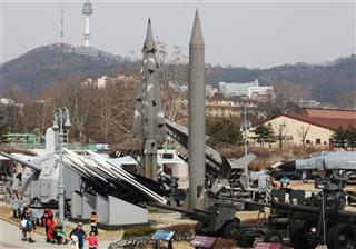 South Korea North Korea Missile Test