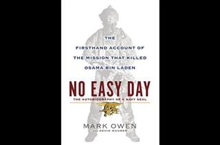 Book Review No Easy Day