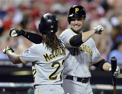 Andrew McCutchen, Neil Walker