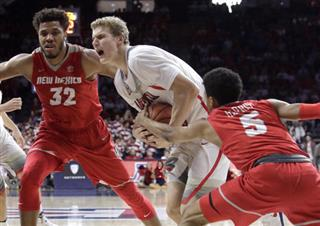 New Mexico Arizona Basketball