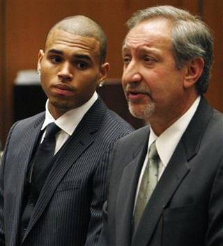 Chris Brown Mark Geragos