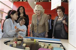 Camilla Parker-Bowles, Wijdan Al Hashemi