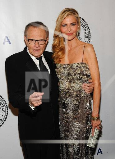 Larry King Files For Divorce From Wife Shawn King