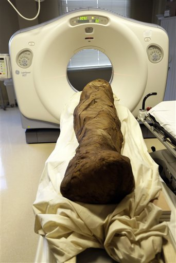 Mummy Scan