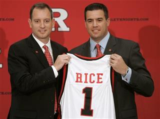 Mike Rice, Tim Pernetti