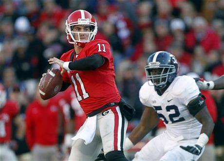 Aaron Murray, Javon Mention