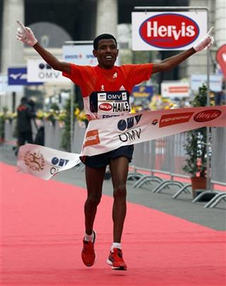 Haile Gebrselassie