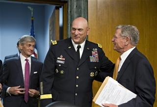John McHugh, Ray Odierno, James Inhofe
