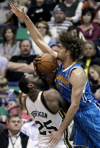 Robin Lopez, Al Jefferson