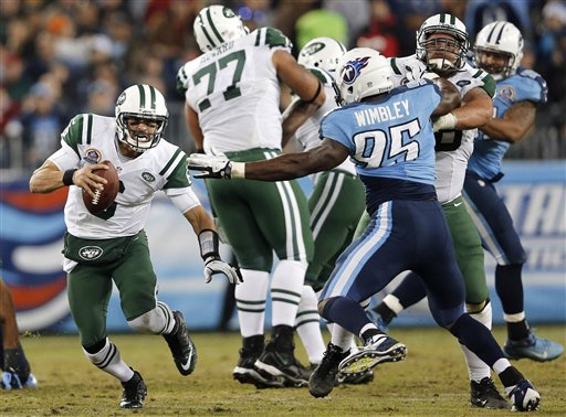 Mark Sanchez, Kamerion Wimbley