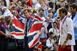 London Olympics Tennis Men