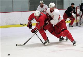 NHL Labor Hurricanes Hockey