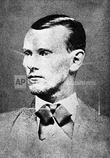 Associated Press Domestic News United States JESSE JAMES