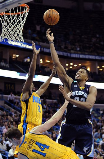 Rudy Gay, Darius Miller