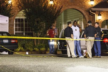 Auburn Shooting - AU Football players involved