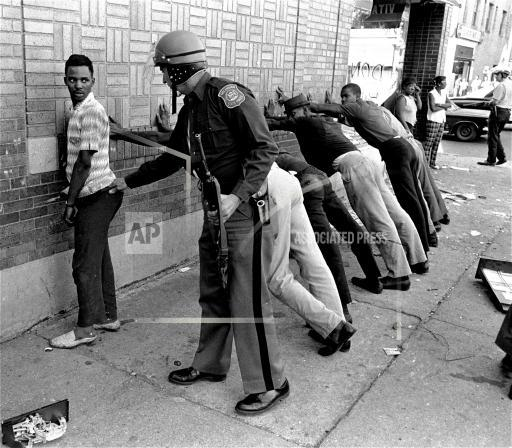 Associated Press Domestic News Michigan United States STOP AND SEARCH