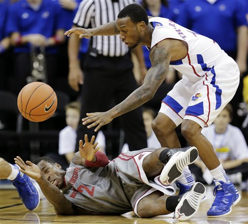 Mike Ladd, Naadir Tharpe