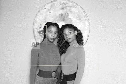 Chloe x Halle Portrait Session