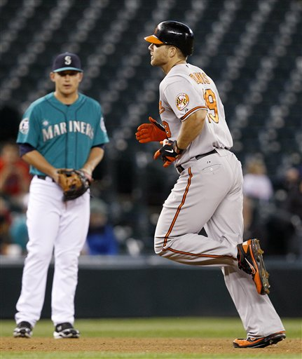 Chris Davis, Kyle Seager