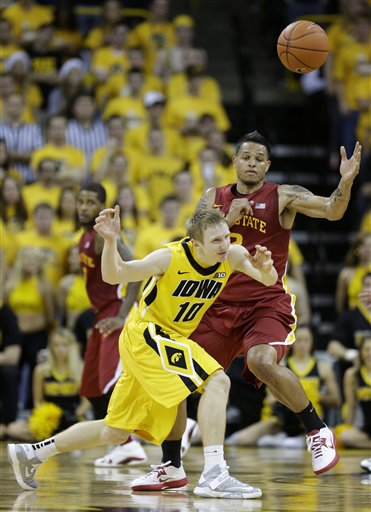 Iowa St Iowa Basketball