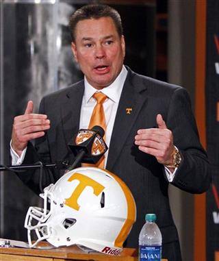 Butch Jones