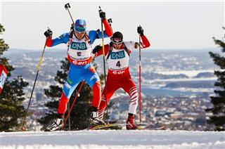 Norway Pursuit Biathlon