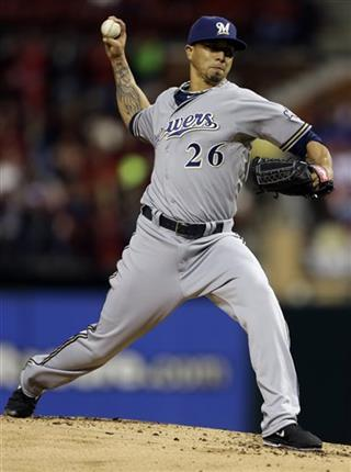 Kyle Lohse