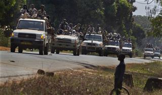 Central African Republic Rebel Advance
