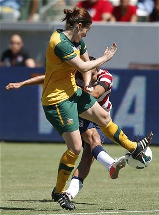 Collette McCallum, Tobin Heath
