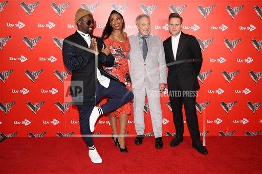 EXPNews AP I ENT   EXPRE The Voice 2018 photocall