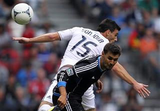 Marin Bonjour Chris Wondolowski
