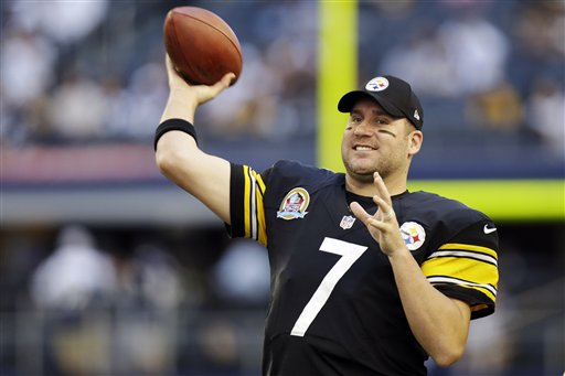 Ben Roethlisberger
