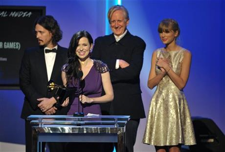 John Paul White, Joy Williams, T Bone Burnett, Taylor Swift,