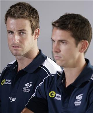 James Magnussen, Eamon Sullivan