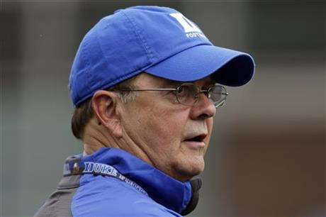 Cutcliffe and Spurrier know the Duke formula