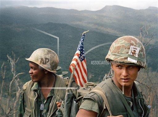 Watchf AP I   VNM APHS399292 Vietnam War US Troops