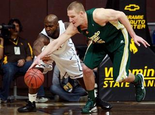 Colorado St Wyoming Basketball