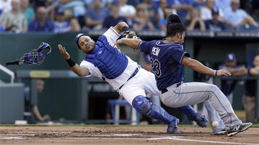 Ball Catcher X ray http://bigstory.ap.org/slideshow/rays-royals-6262012
