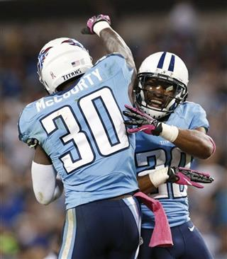 Jason McCourty, Al Afalava