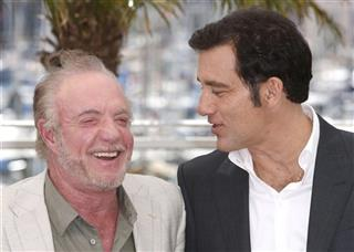 James Caan and Clive Owen