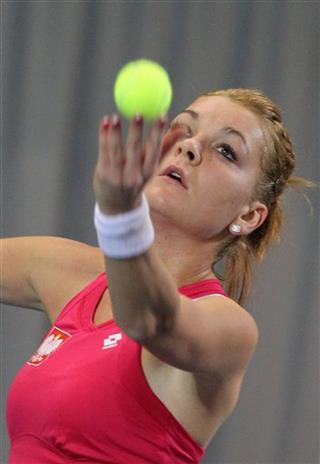 Belgium Tennis Fed Cup Poland