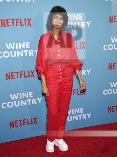 "NY Premiere of ""Wine Country"""