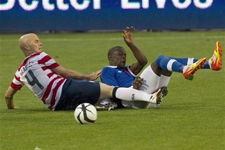Michael Bradley; Tosaint Ricketts