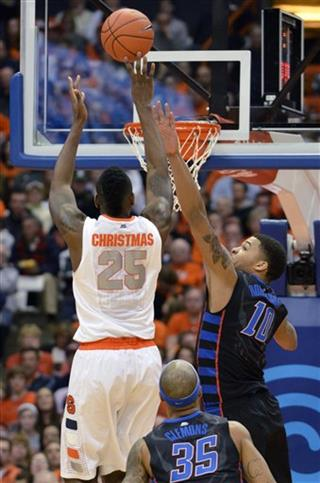Rakeem Christmas