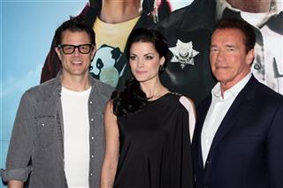 Johnny Knoxville, Arnold Schwarzenegger, Jaimie Alexander