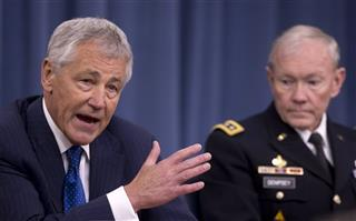 Chuck Hagel, Martin Dempsey