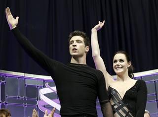 Tessa Virtue, Scott Moir,