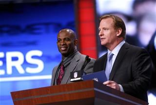 Deion Sanders, Roger Goodell