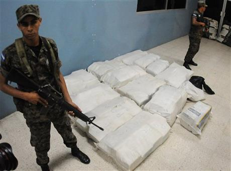 Honduras Drugs